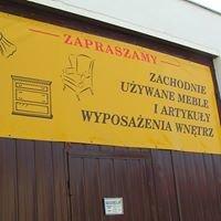 Używane, zachodnie meble i artykuły wyposażenia wnętrz Baranowo k.Poznania