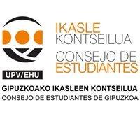 Gipuzkoako Ikasleen Kontseilua / Consejo de Estudiantes de Gipuzkoa