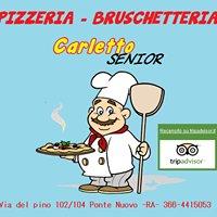 Pizzeria Carletto Senior
