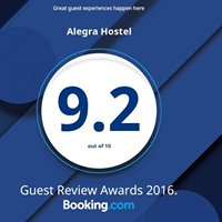 Alegra Hostel SOFIA Family rooms B&B   2014 & 2015 Aaward  of  Excellence