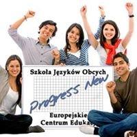 Szkoła Języków Obcych Progress New