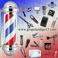 Grupo Kodigo 15 Barber-Shop