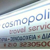 Athens Cosmopolitan Travel Service