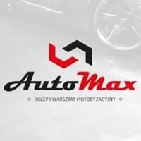 Sklep Motoryzacyjny  AUTO MAX