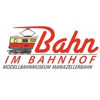 Bahn im Bahnhof - Modellbahnmuseum Mariazellerbahn