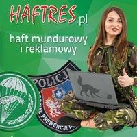 Haftres Rzeszów - Haft komputerowy
