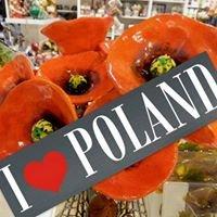 I Love Poland Gift Shop Airport Gdansk