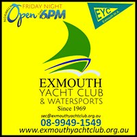 Exmouth Yacht Club Inc - Ningaloo Reef - Western Australia