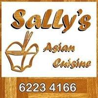 Sally's Asian Cuisine