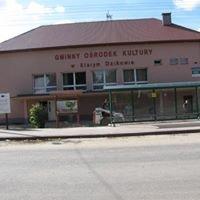 Gminny Ośrodek Kultury w Starym Dzikowie