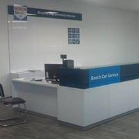 Sicar Okręgowa Stacja Kontroli Pojazdów, Serwis Samochodowy Bosch Racis