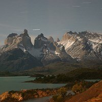 W Trek, Torres Del Paine National Park