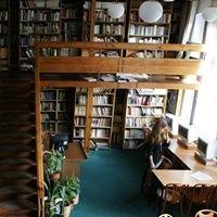 Biblioteka szkolna Zespołu Szkół Plastycznych w Bydgoszczy