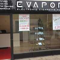 Evapor8 UK Electronic Cigarette Supplies