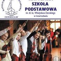 Katolicka Szkoła Podstawowa im bł ks Wł Demskiego w Inowrocławiu