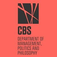 MPP - Department of Management, Politics and Philosophy, CBS