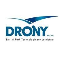 Centrum DRONY
