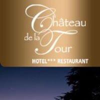 Chateau de la Tour Hotel Restaurant Cadillac