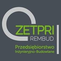ZETPRI REMBUD - budownictwo wielorodzinne