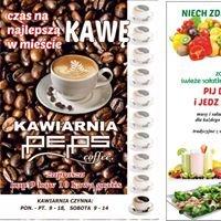 """Kawiarnia rodzinna  """"PEPS Coffee"""" Gorlice CH """"Peps"""""""