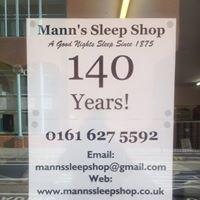 Mann's Sleep Shop