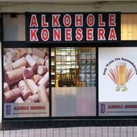 Alkohole Konesera Żoliborz