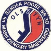 Szkoła Podstawowa nr 30 im.Marii Zientary - Malewskiej w Olsztynie