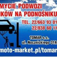 Myjnia Warszawa - TOMAR