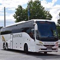Mannings Coaches Ltd
