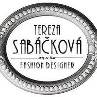 Tereza Sabáčková - fashion designer
