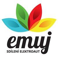 EMUJ - sdílení elektroaut