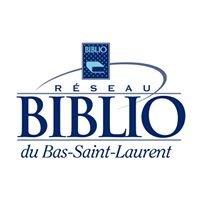 Réseau BIBLIO Bas-Saint-Laurent