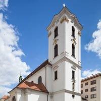 Jezuitský kostel Nanebevzetí Panny Marie, Brno, CZ