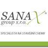 Sanax Group - stavební chemie