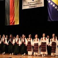 Kulturverein Bosnien-Herzegowina e.V.Göppingen