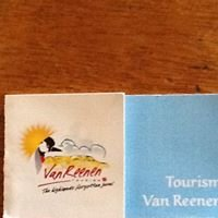 Van Reenen Swinburne Tourism