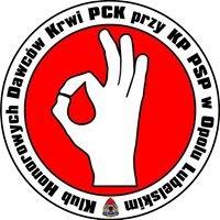 Krwiodawstwo w KP PSP Opole Lub.