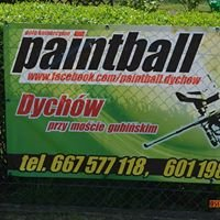 Paintball Dychów