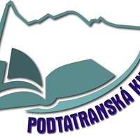 Podtatranská knižnica v Poprade