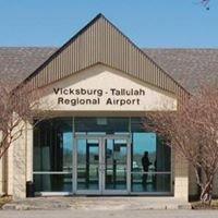 Vicksburg Tallulah Regional Airport