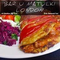 Bar U Matulki London Streatham