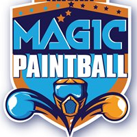 Magic paintball Arena Spata