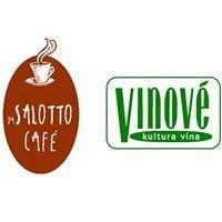 Kavárna Salotto a Vinárna Vinové Jihlava