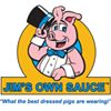 Jim's Own Sauce