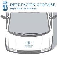 Parque Móbil e de Maquinaria  Deputación Ourense
