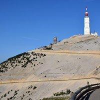 Cyclisme au mont Ventoux