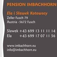 Pension Imbachhorn Polski Pensjonat w Centrum Alp www.imbachhorn.eu