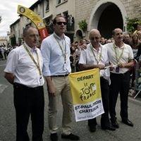 Le Tour de France 2012 à Saint-Paul-Trois-Châteaux