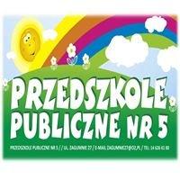 Przedszkole Publiczne nr 5 w Tarnowie