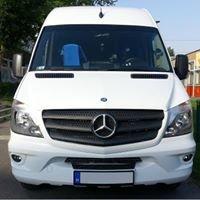 Cserbusz - személyszállítás autóbusszal - buszbérlés sofőrrel